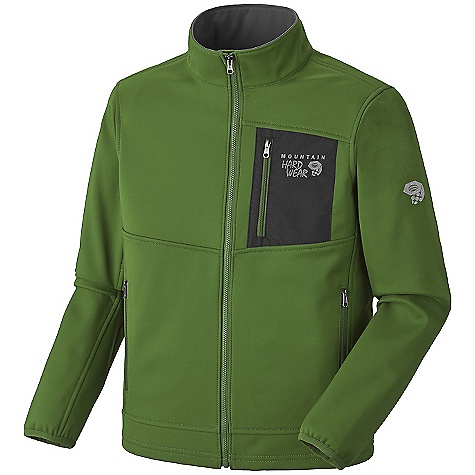 photo: Mountain Hardwear Giotto Jacket fleece jacket