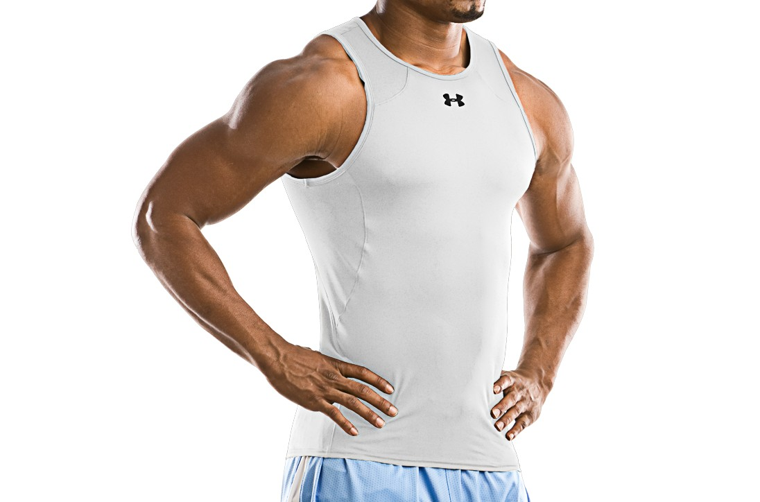 Under Armour Ribbed Fitted Tank