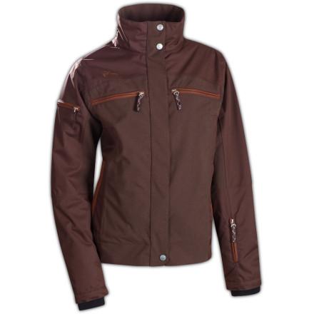 photo: Powderhorn Bonnie Jacket synthetic insulated jacket