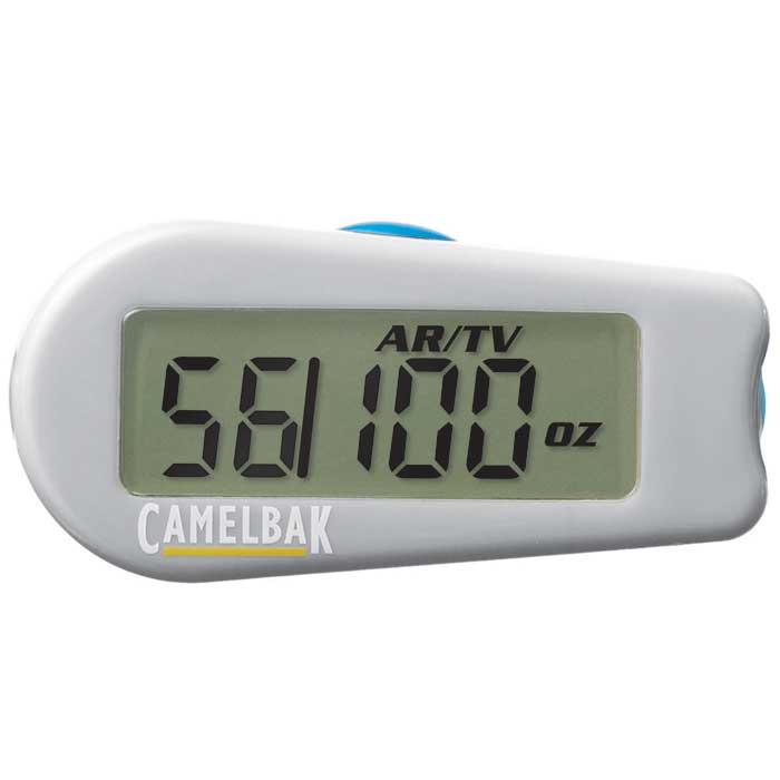 photo: CamelBak Flow Meter hydration accessory