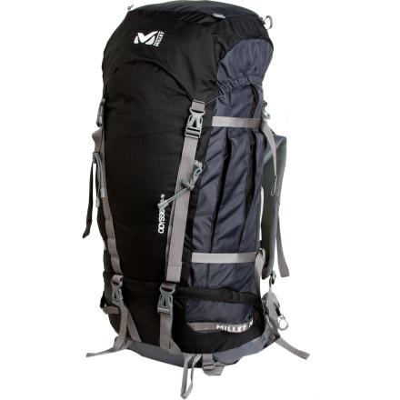 photo: Millet Odyssee 60 + 10 weekend pack (3,000 - 4,499 cu in)