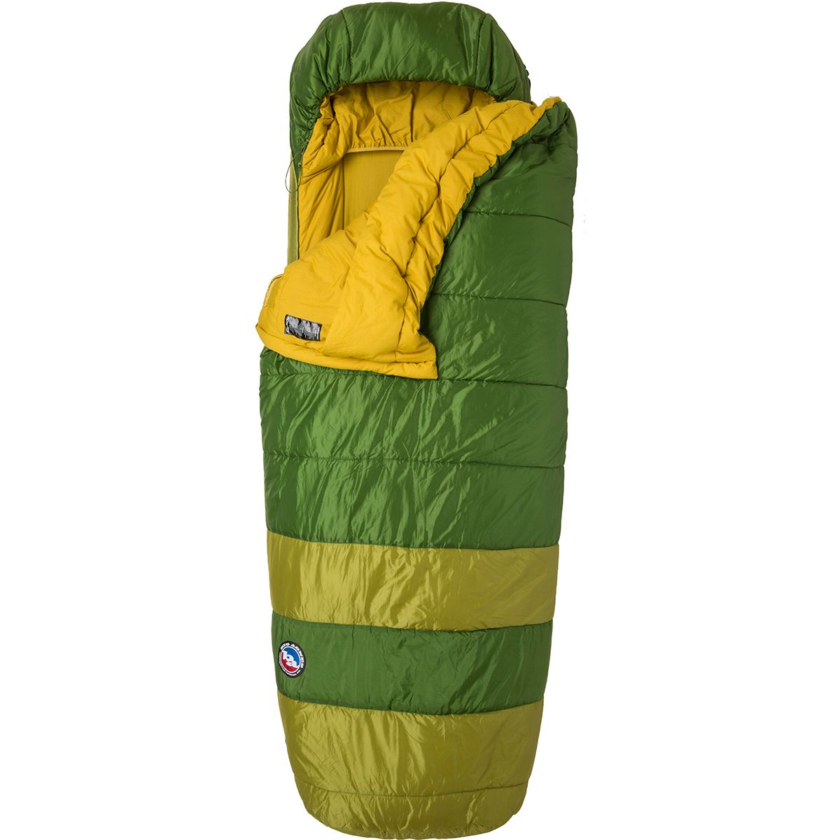 photo: Big Agnes Echo Park -20 cold weather synthetic sleeping bag