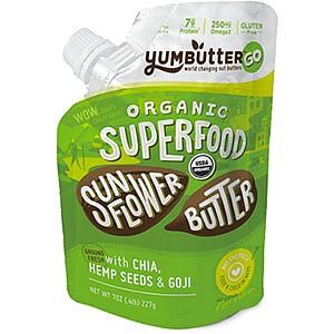 YumButter Superfood Organic Sunflower Butter