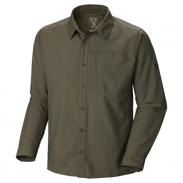 Mountain Hardwear Chiller Long Sleeve Shirt