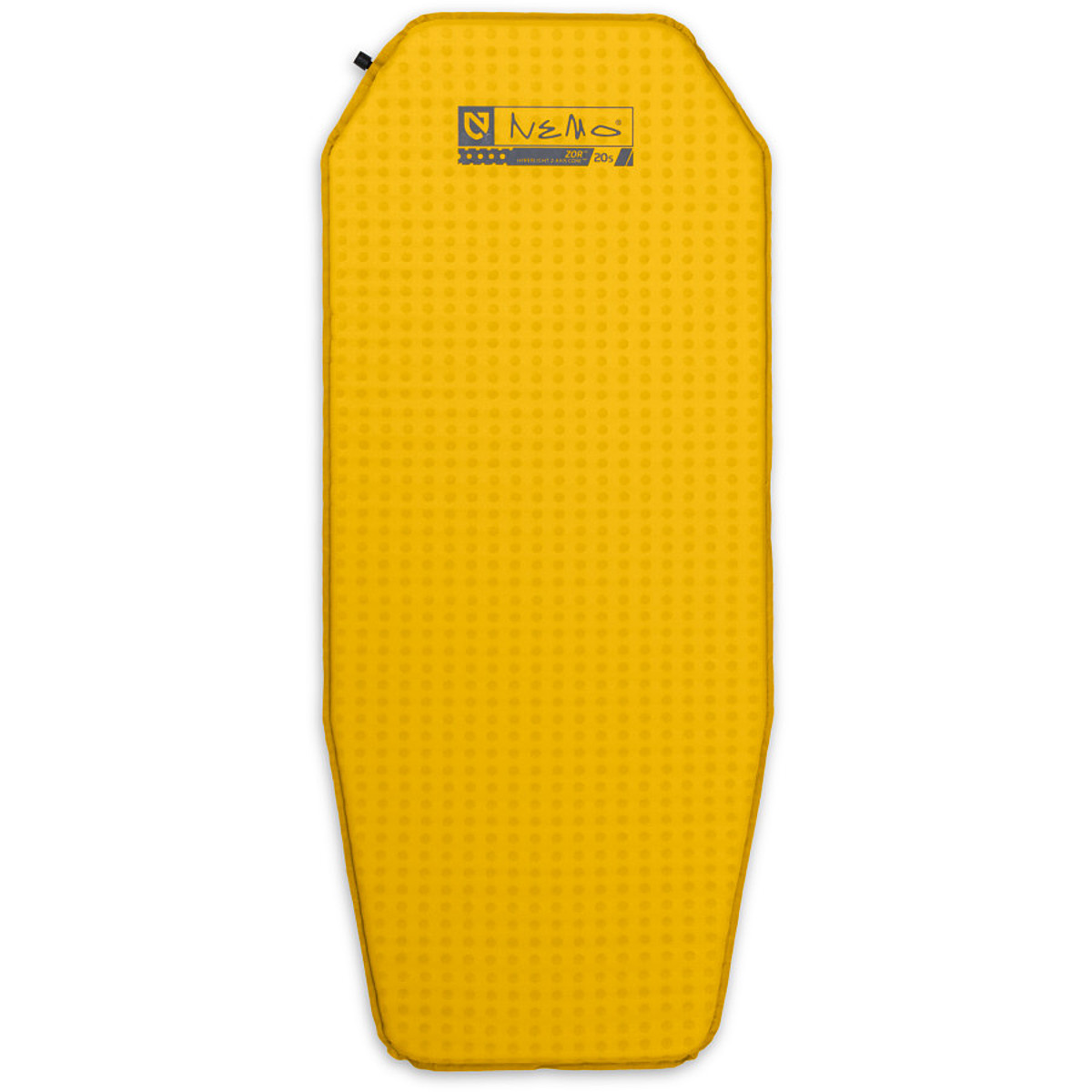 photo: NEMO Zor self-inflating sleeping pad