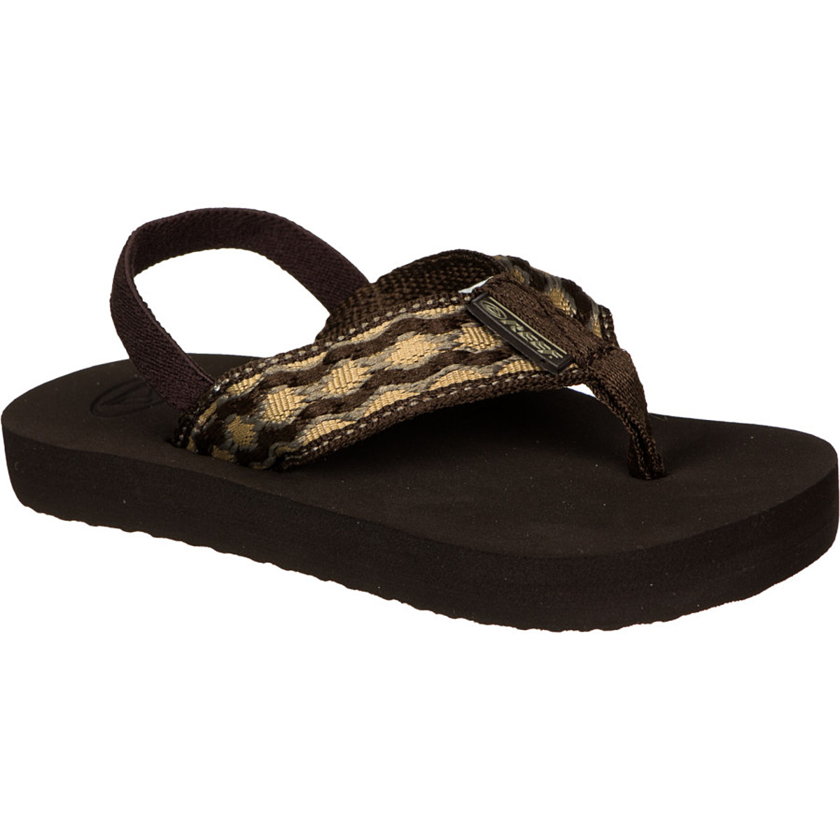 Reef Grom Smoothy Sandal - Toddler