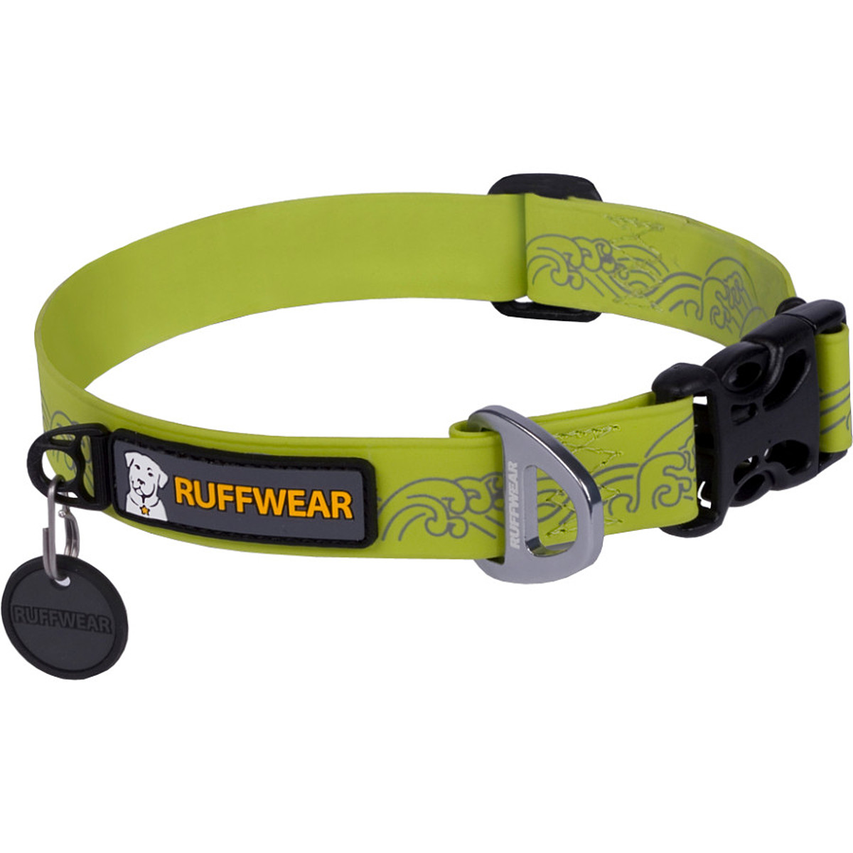 photo: Ruffwear Headwater Collar dog collar