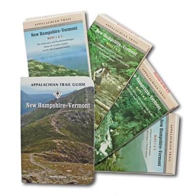 photo of a Appalachian Trail Conservancy guidebook