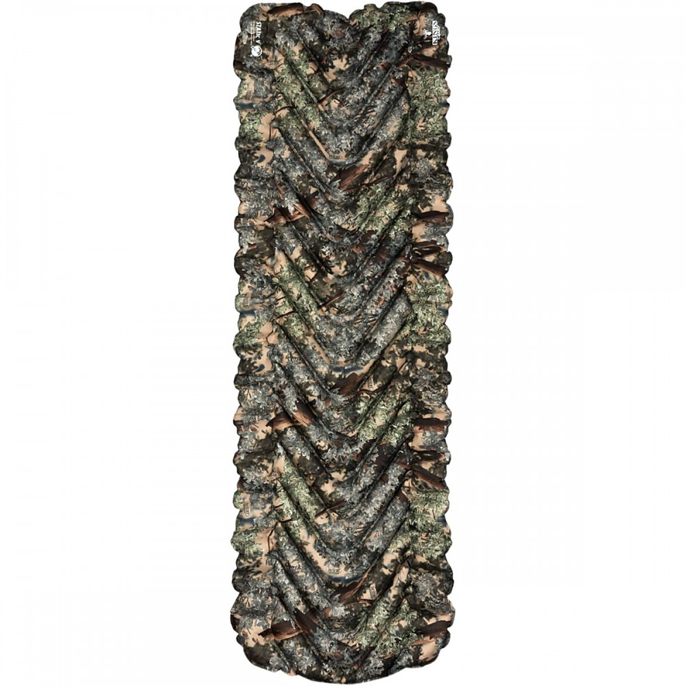 photo: Klymit Insulated Static V air-filled sleeping pad