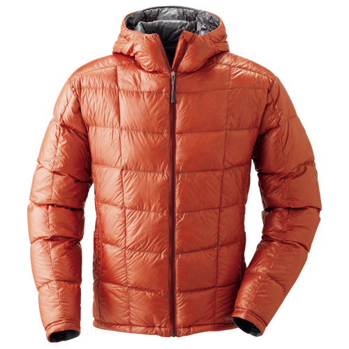photo: MontBell Men's U.L. Down Inner Parka down insulated jacket