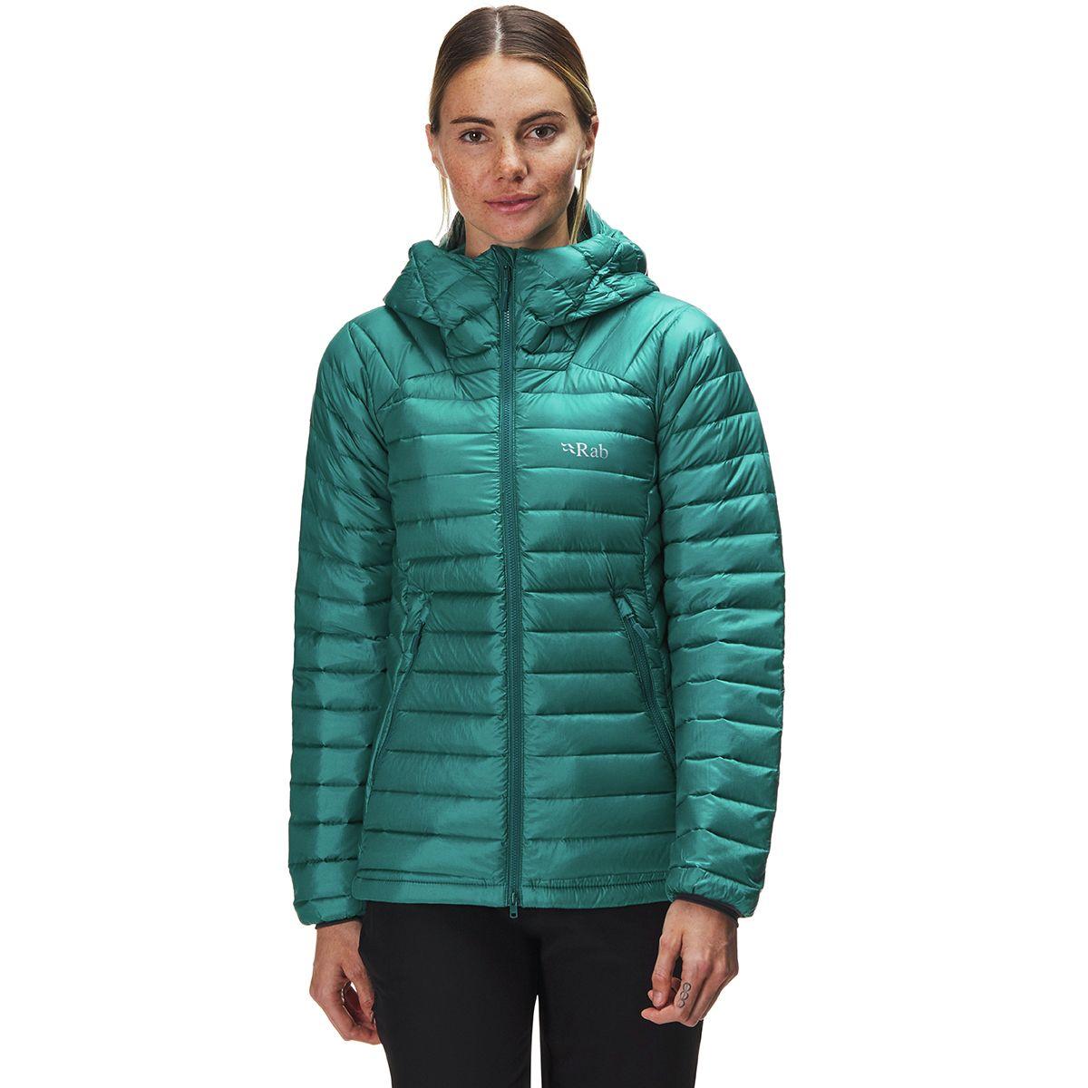 photo: Rab Microlight Summit Jacket down insulated jacket