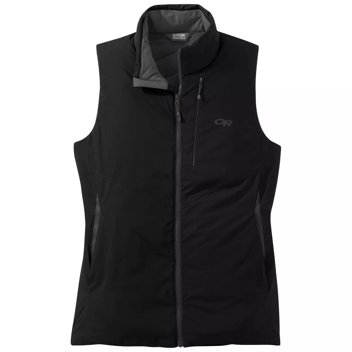 photo: Outdoor Research Women's Refuge Vest synthetic insulated vest
