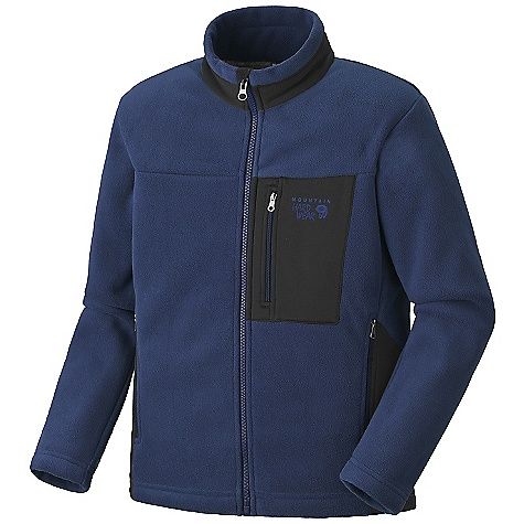 photo: Mountain Hardwear Monkey Boy Jacket fleece jacket