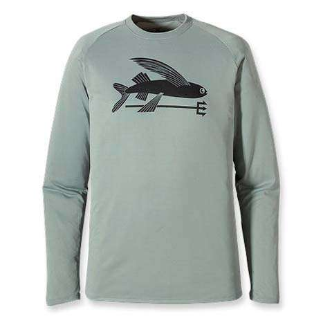 Patagonia Long-Sleeved Ocean Crew