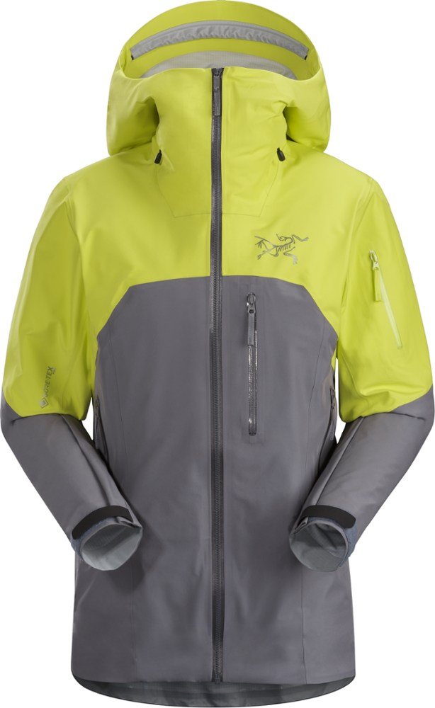 photo: Arc'teryx Shashka Jacket waterproof jacket