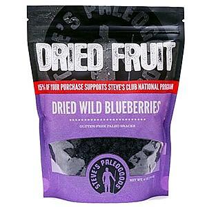 Steve's Paleogoods Dried Wild Blueberries