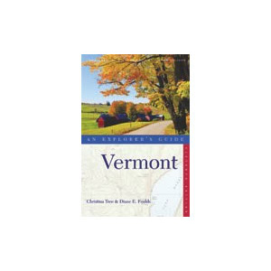 Countryman Press Vermont: An Explorer's Guide