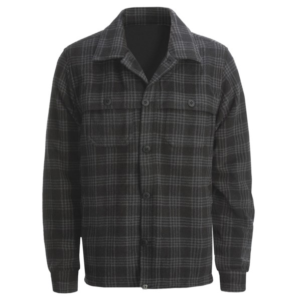 photo: Gramicci Chandler Shirt Jacket - Wool wool jacket