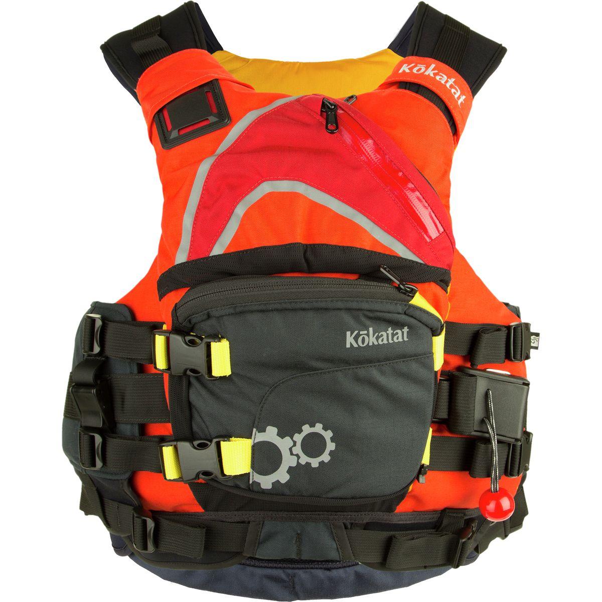 photo: Kokatat Maximus Centurion Rescue PFD life jacket/pfd