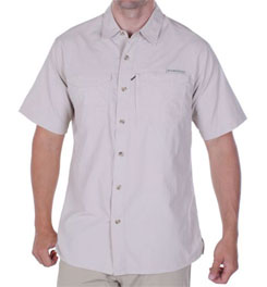 ExOfficio GeoTrek'r Short Sleeve Field Shirt