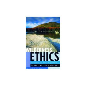 photo: Countryman Press Wilderness Ethics camping/hiking/backpacking book