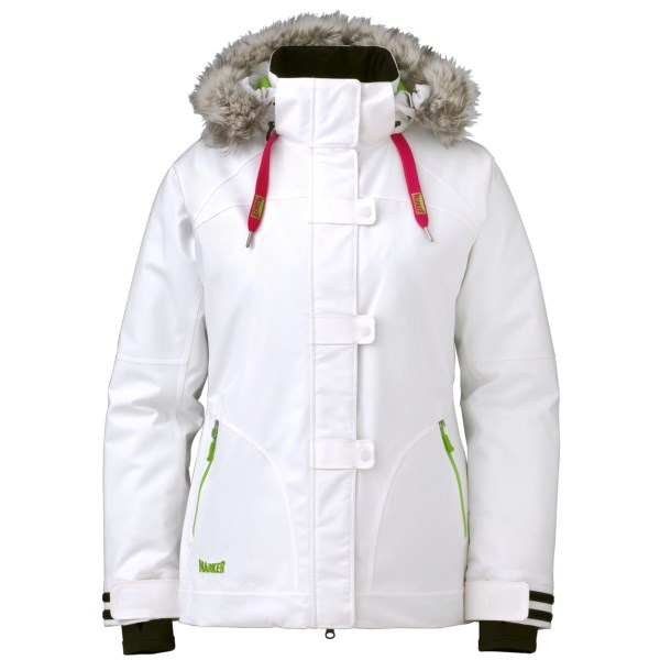 photo: Marker Paige Jacket snowsport jacket