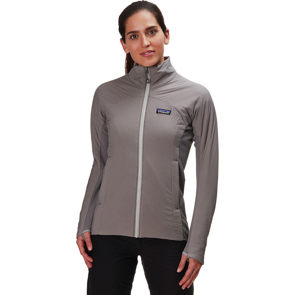 photo: Patagonia Women's Nano-Air Light Hybrid Jacket synthetic insulated jacket