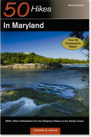 Countryman Press 50 Hikes in Maryland
