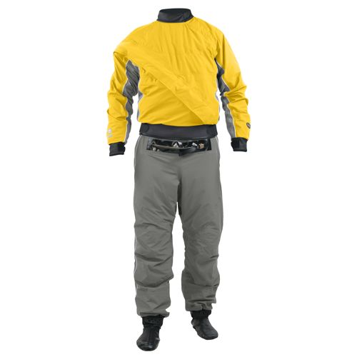 photo: NRS Mission Drysuit with eVent dry suit