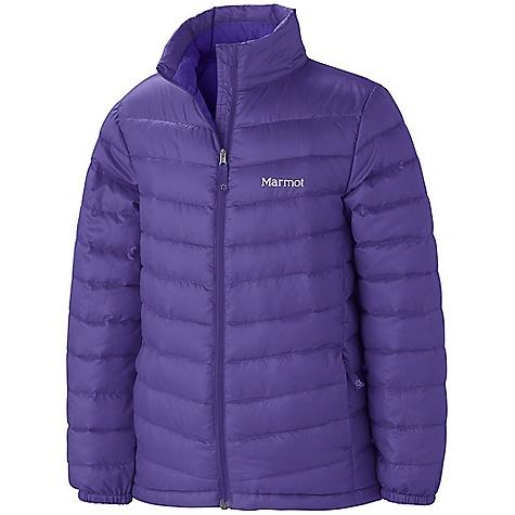 photo: Marmot Girls' Venus Jacket down insulated jacket