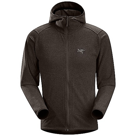 photo: Arc'teryx Caliber Hoody fleece jacket