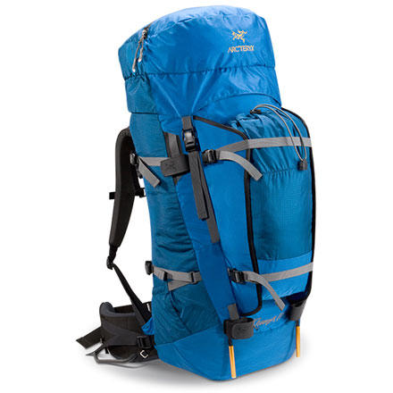 photo: Arc'teryx Khamsin 50 weekend pack (50-69l)