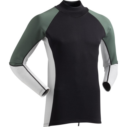 photo: Immersion Research Thermo Skin 0.5mm Neoprene Top - Long-Sleeve long sleeve paddling shirt
