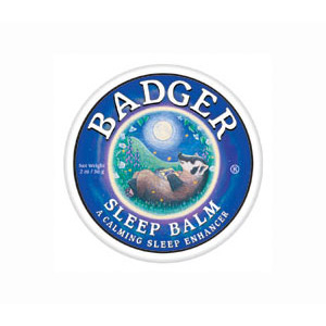 photo: Badger Sleep Balm hygiene supply/device