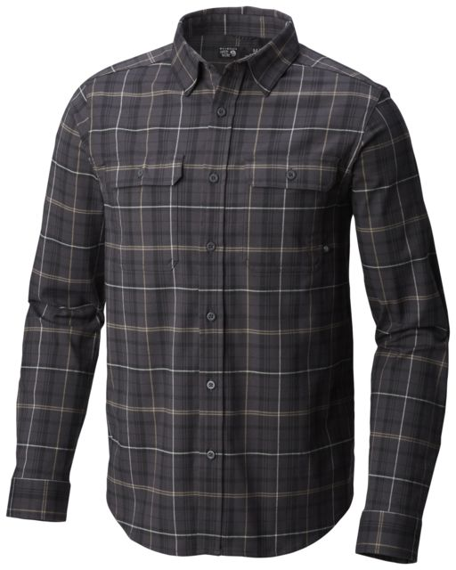 Mountain Hardwear Stretchstone Flannel L/S Shirt