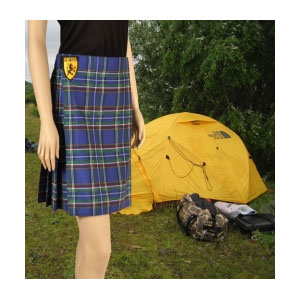 photo of a Sport Kilt hiking skirt