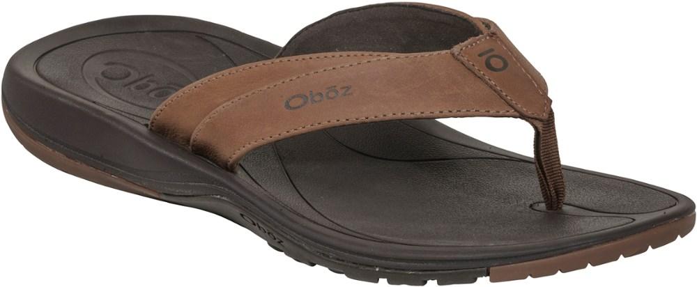 photo: Oboz Selway Flip flip-flop
