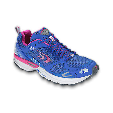 photo: The North Face Women's Double-Track trail running shoe
