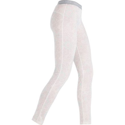 Icebreaker Oasis Leggings Quartz