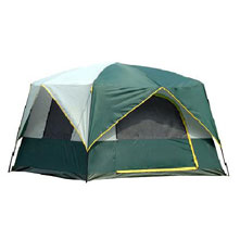 photo: Giga Tent Bear Mountain 8' x 8' tent/shelter