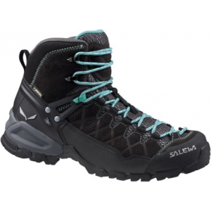 photo: Salewa Women's Alp Trainer Mid GTX hiking boot
