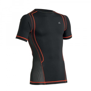 photo: CW-X Ventilator Web Top Short-Sleeve short sleeve performance top