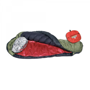 photo: Western Mountaineering HotSac VBL sleeping bag liner
