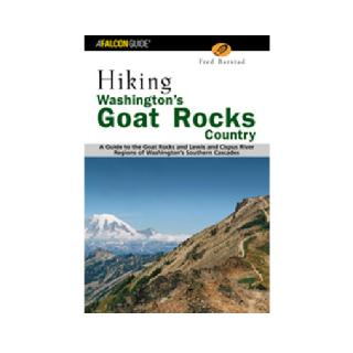 photo: Falcon Guides Hiking Washington's Goat Rocks Country us pacific states guidebook