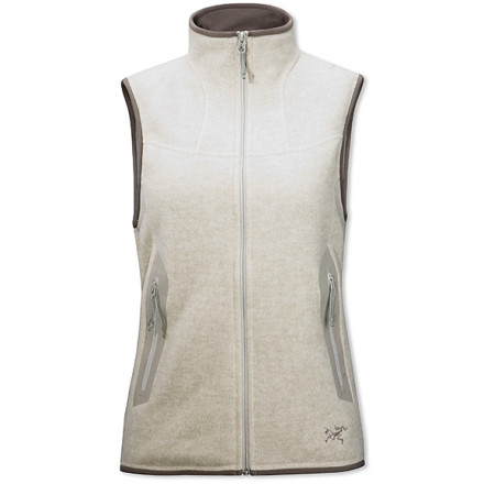 photo: Arc'teryx Women's Covert Vest fleece vest