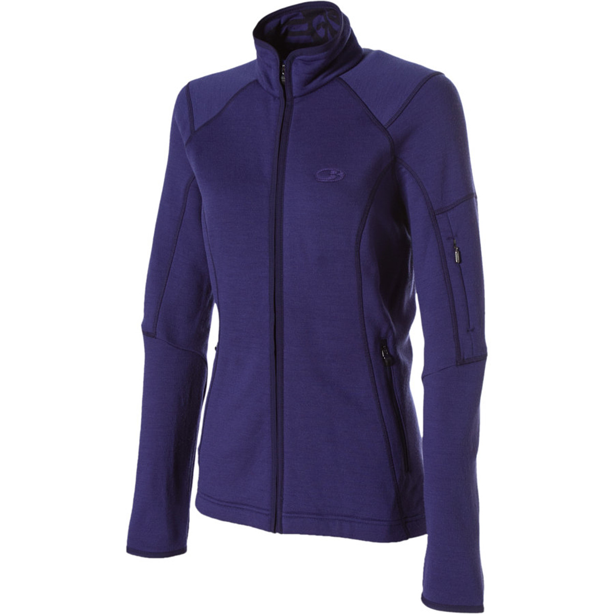 photo: Icebreaker Cascade Full Zip fleece jacket