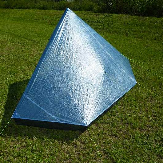 photo: Zpacks Hexamid Solo tarp/shelter