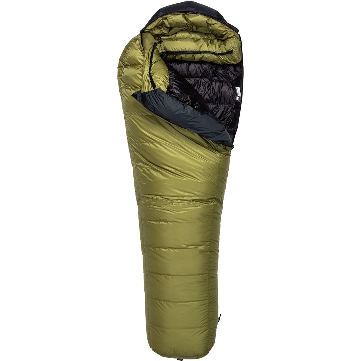 photo: Western Mountaineering Lynx GWS cold weather down sleeping bag