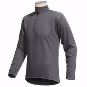 Kenyon Polarskins Long Underwear Shirt - Midweight Zip Neck