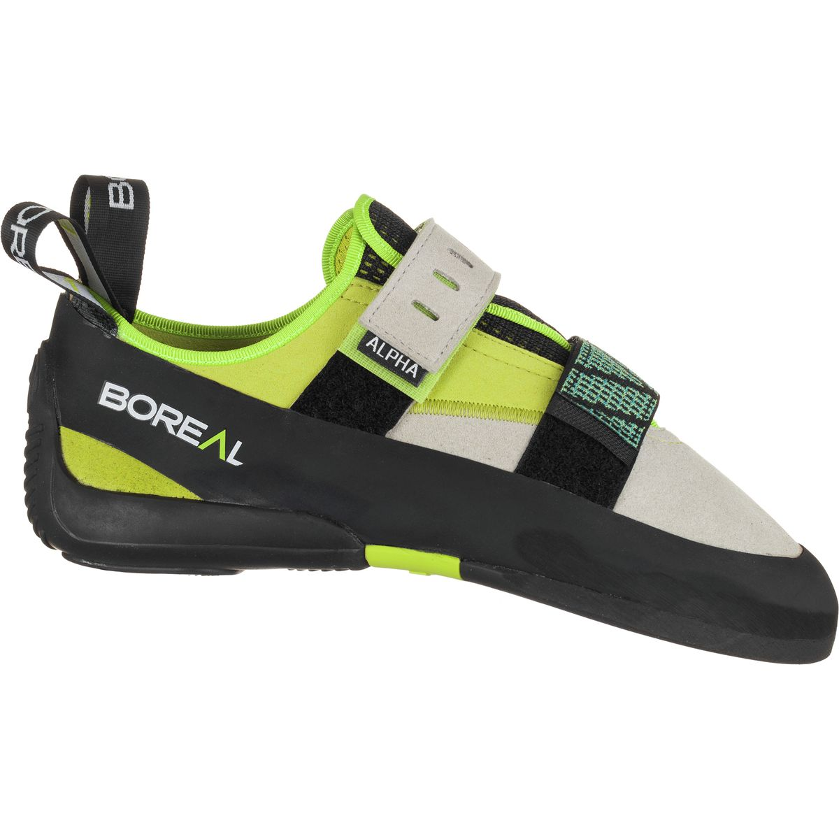 photo: Boreal Alpha climbing shoe